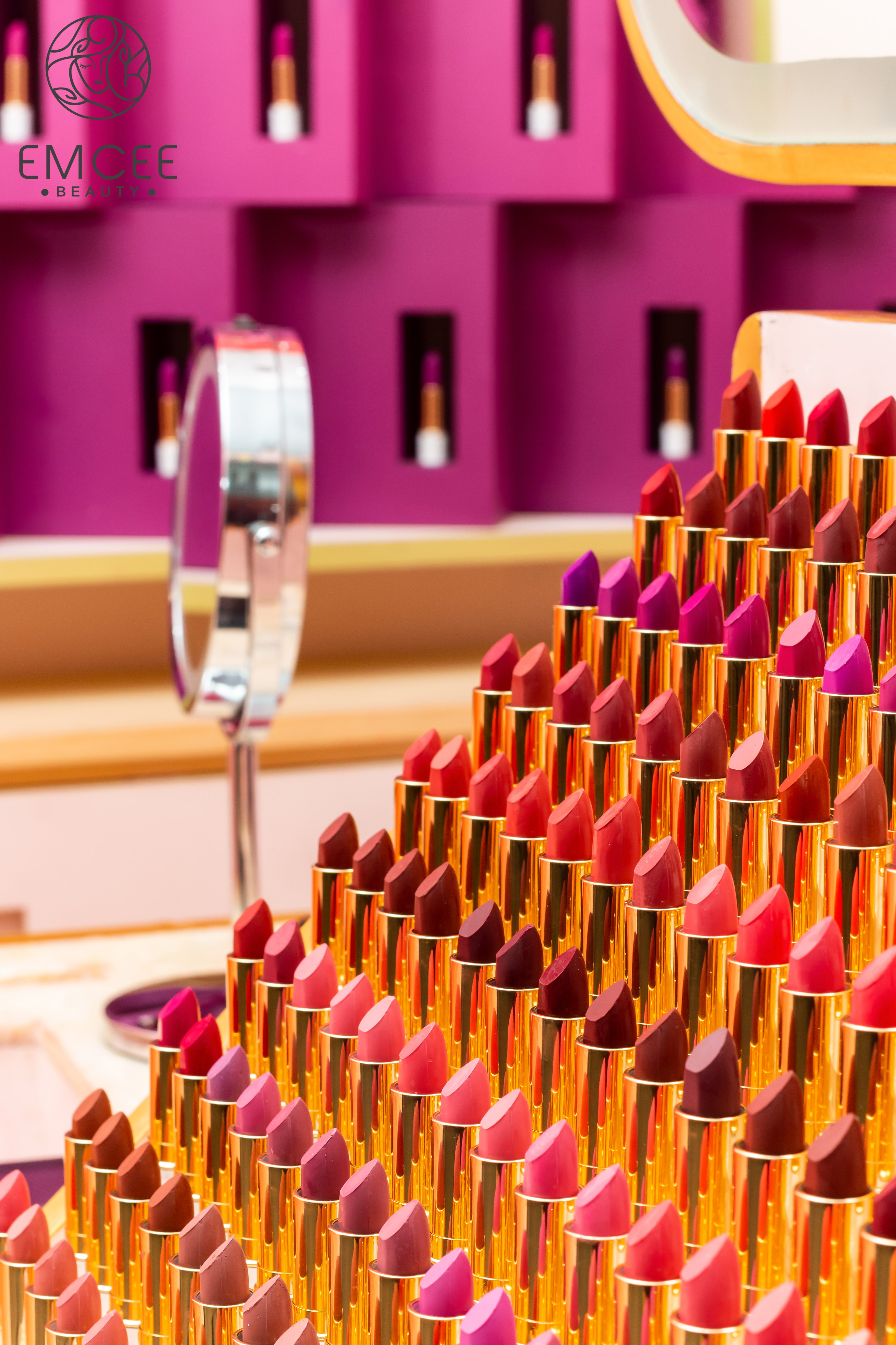Huge Range of Lipsticks in Various Different Colors