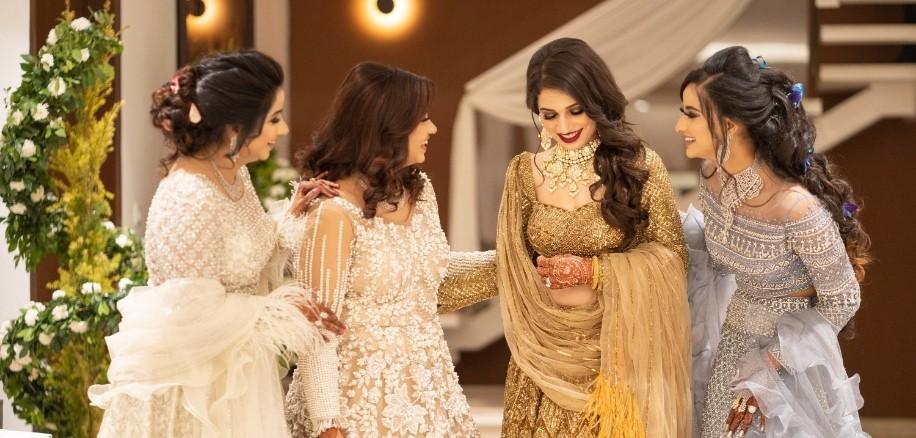 Shangri La Delhi Wedding