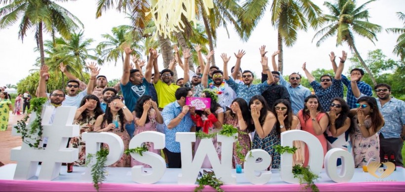 Holiday Inn Goa Wedding
