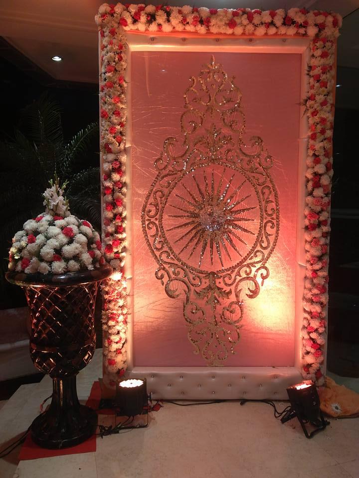 wedding theme design lighting