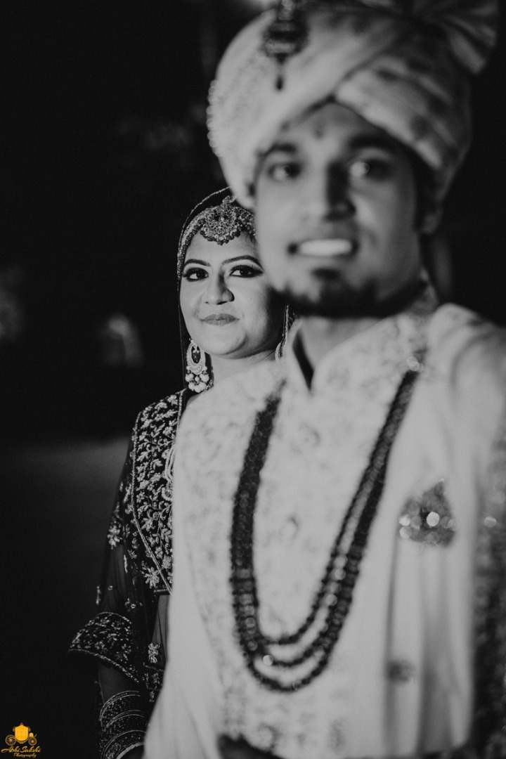 Candid Newly Wed Photos