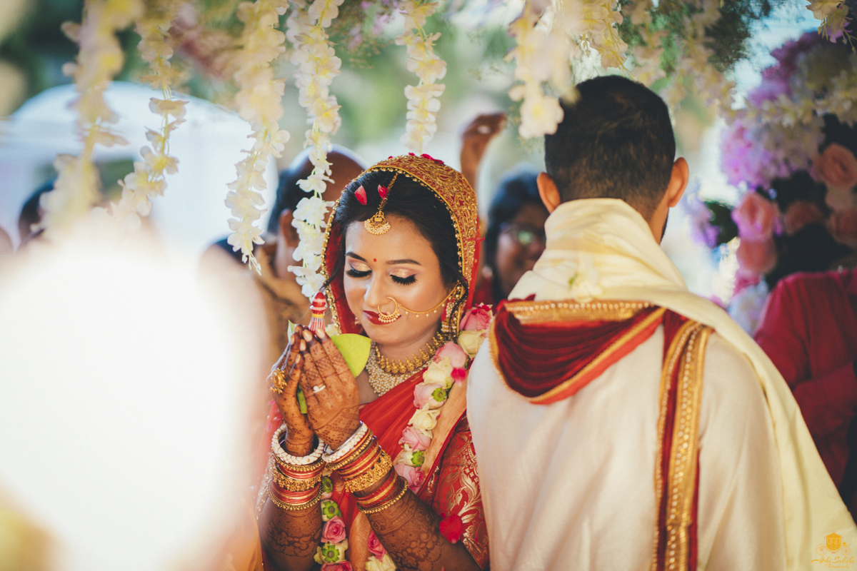 Traditional Bengali Wedding Photos