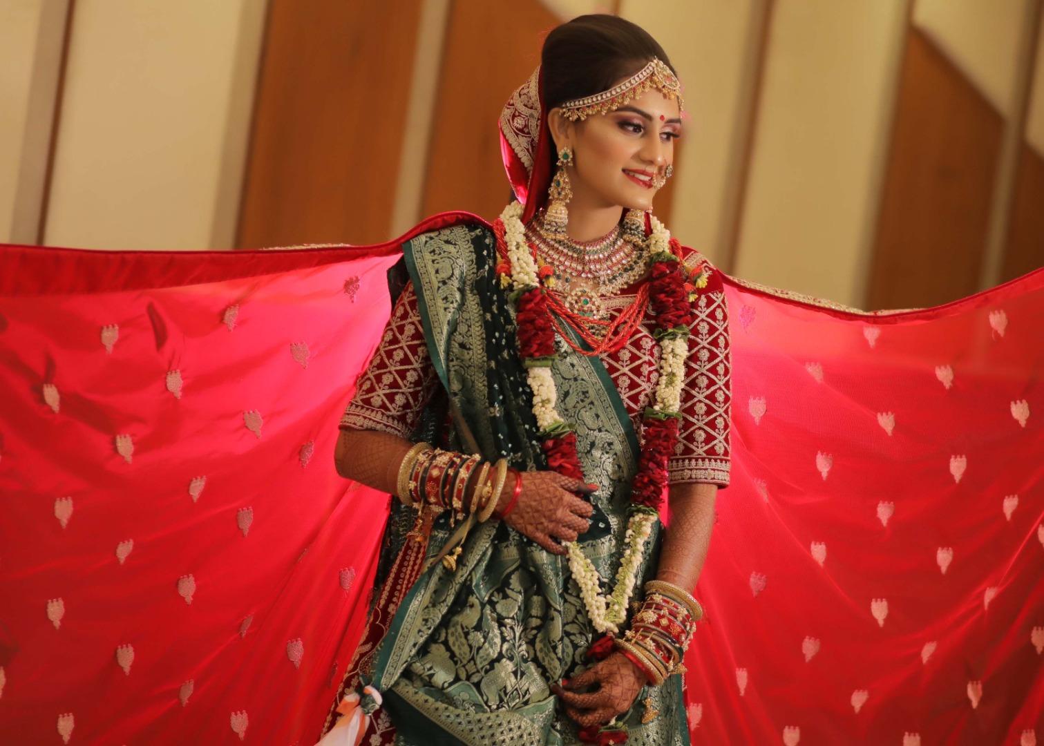 beautiful bridal shot