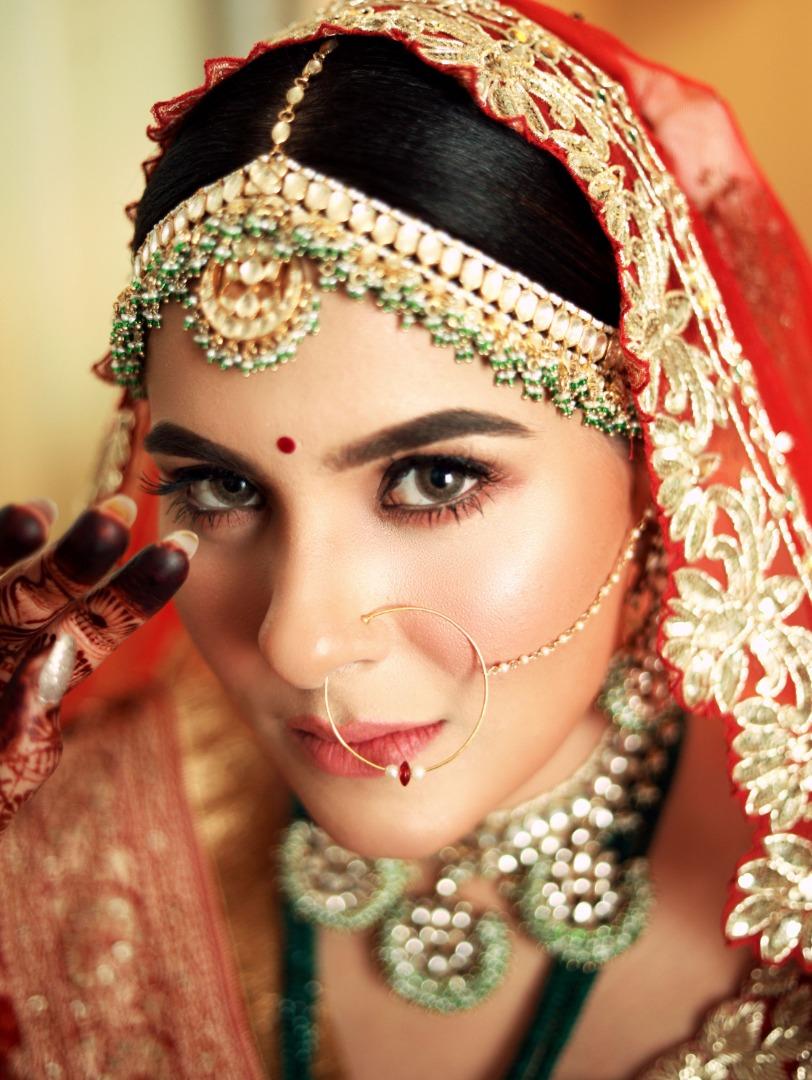 natural bridal makeup