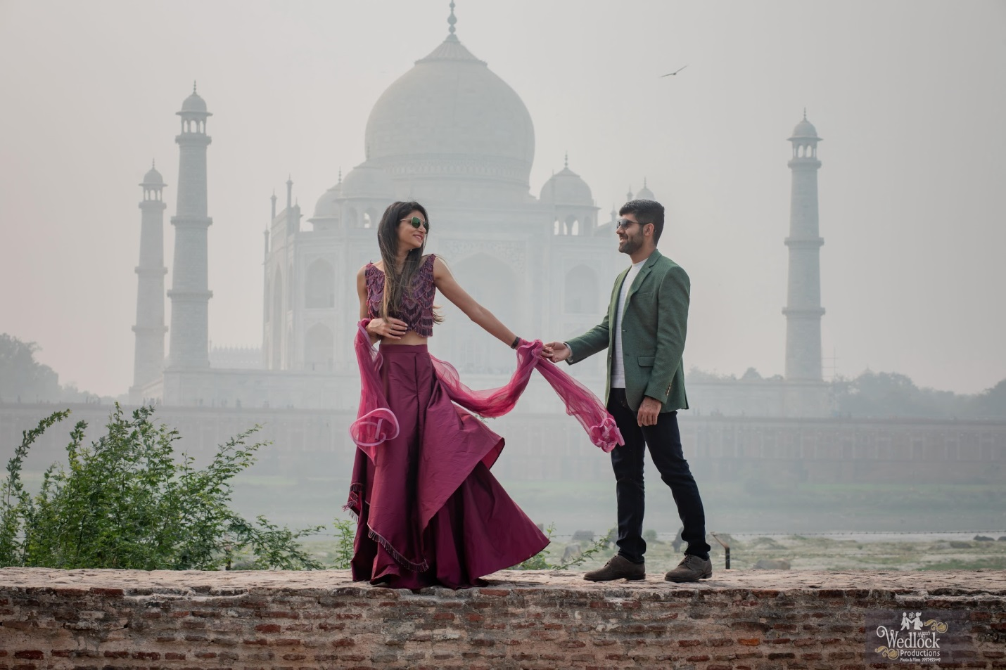 Agra pre Wedding shoot