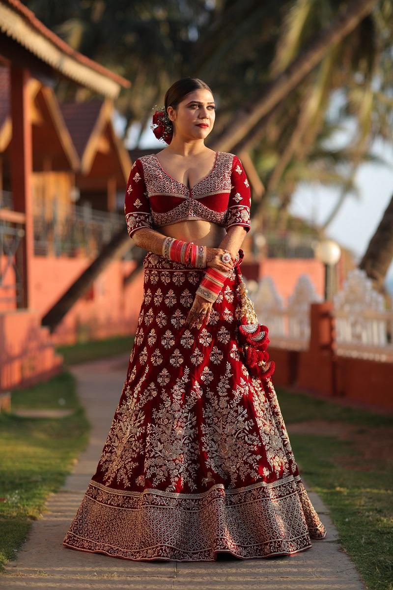 Akriti Vaibhav Wedding