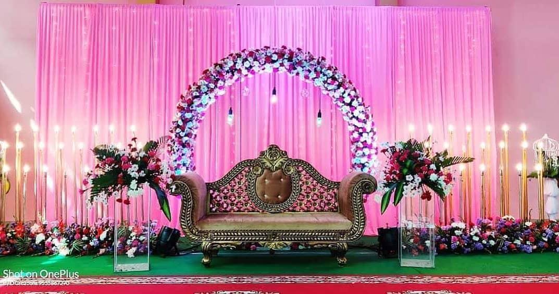 beautiful seating arrangement