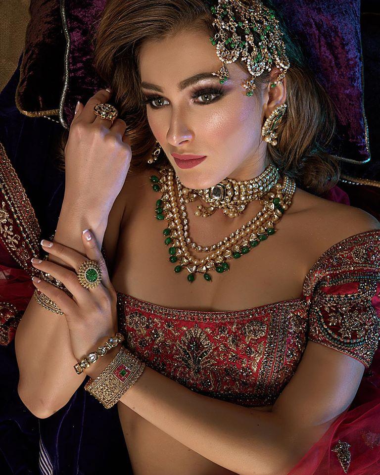 Model Makeup by Anubha Dawar
