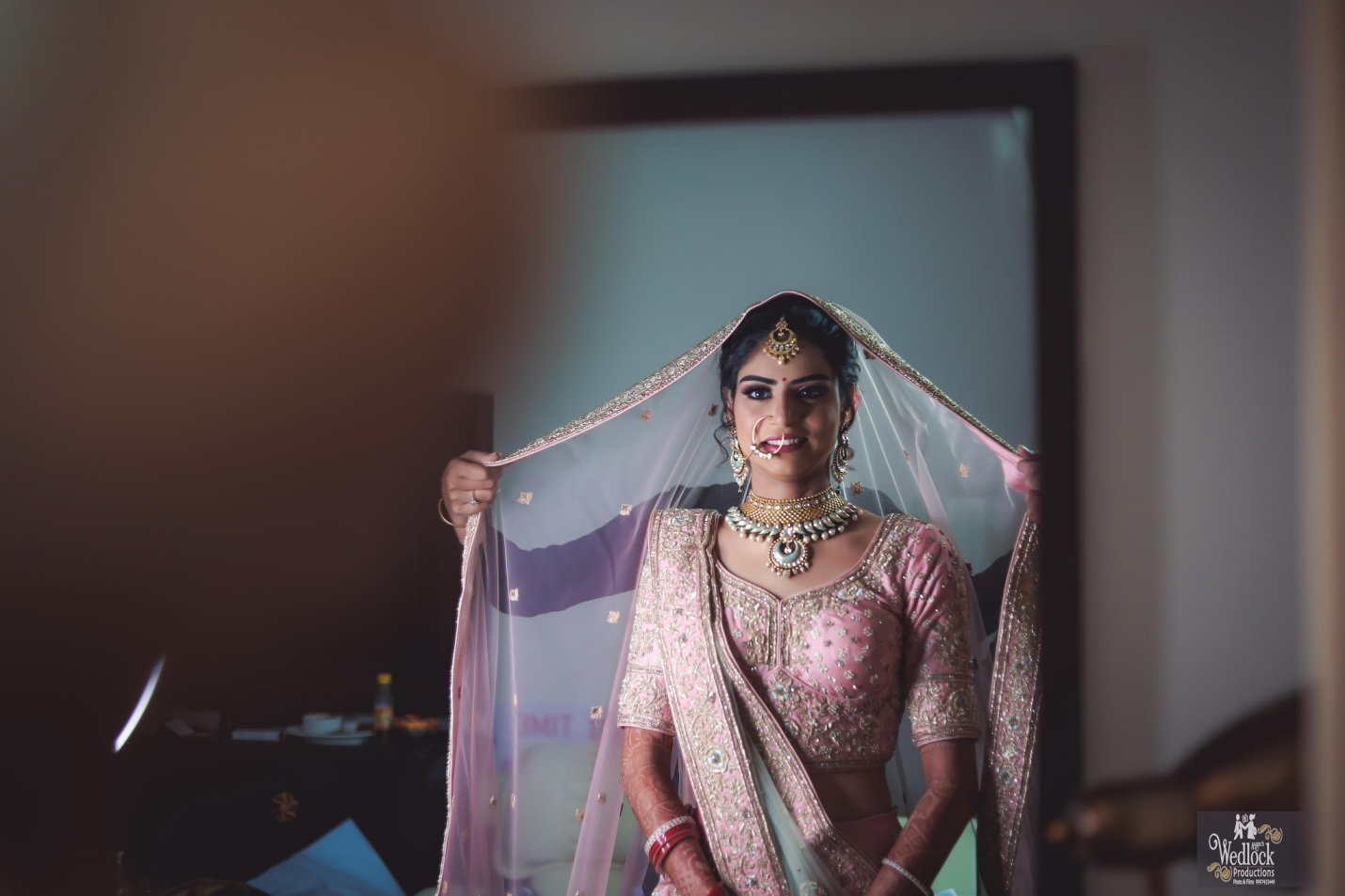 Best bridal makeup in Agra