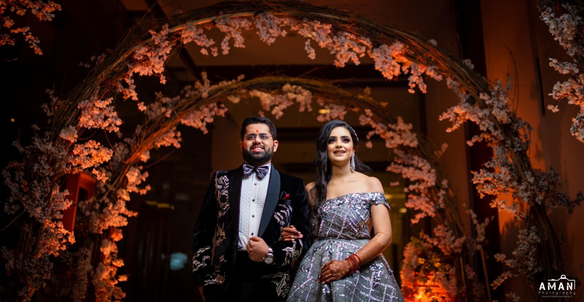 stunning couple shot