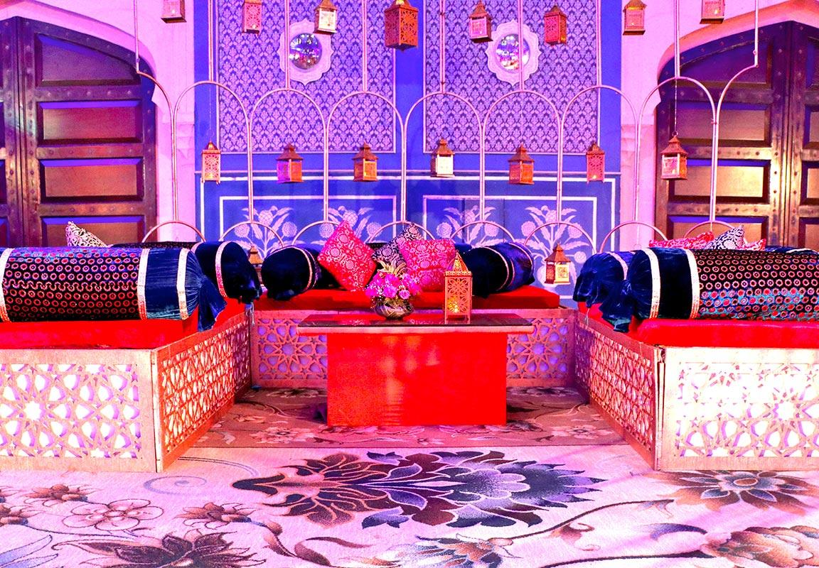 Royal Wedding Event Decoration Ideas