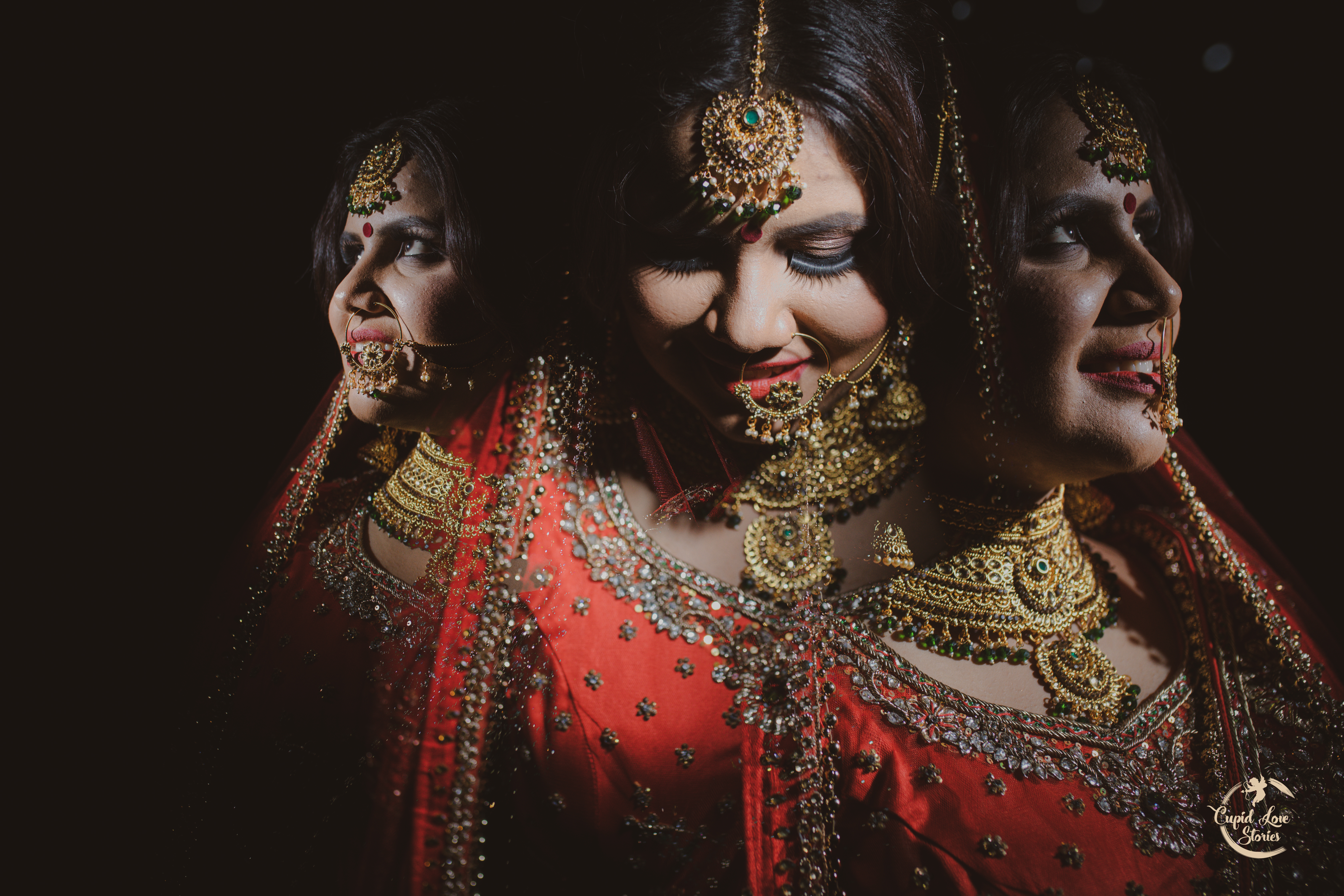 Indian Bride Traditional Photography