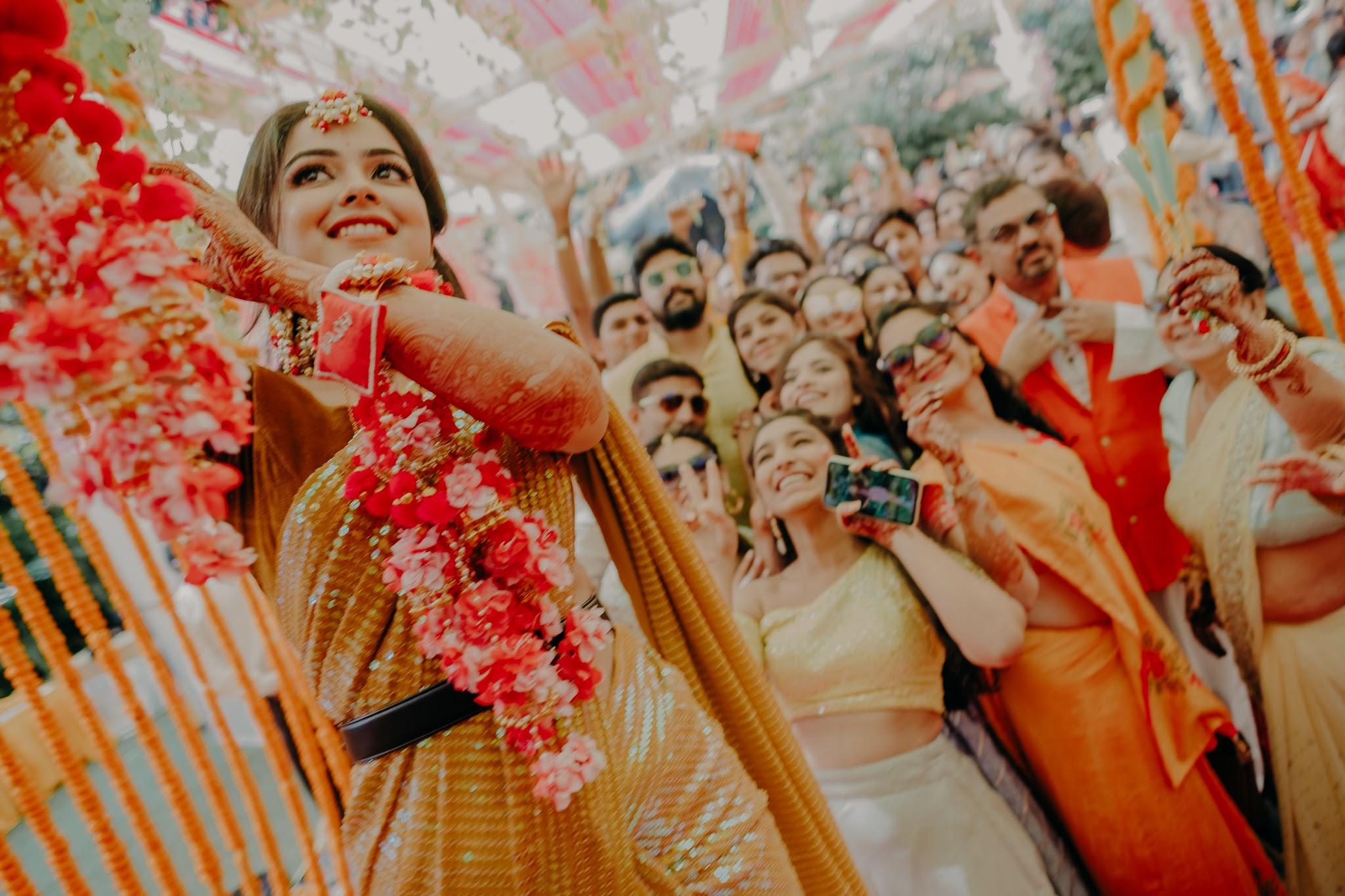 Destination wedding in Raipur