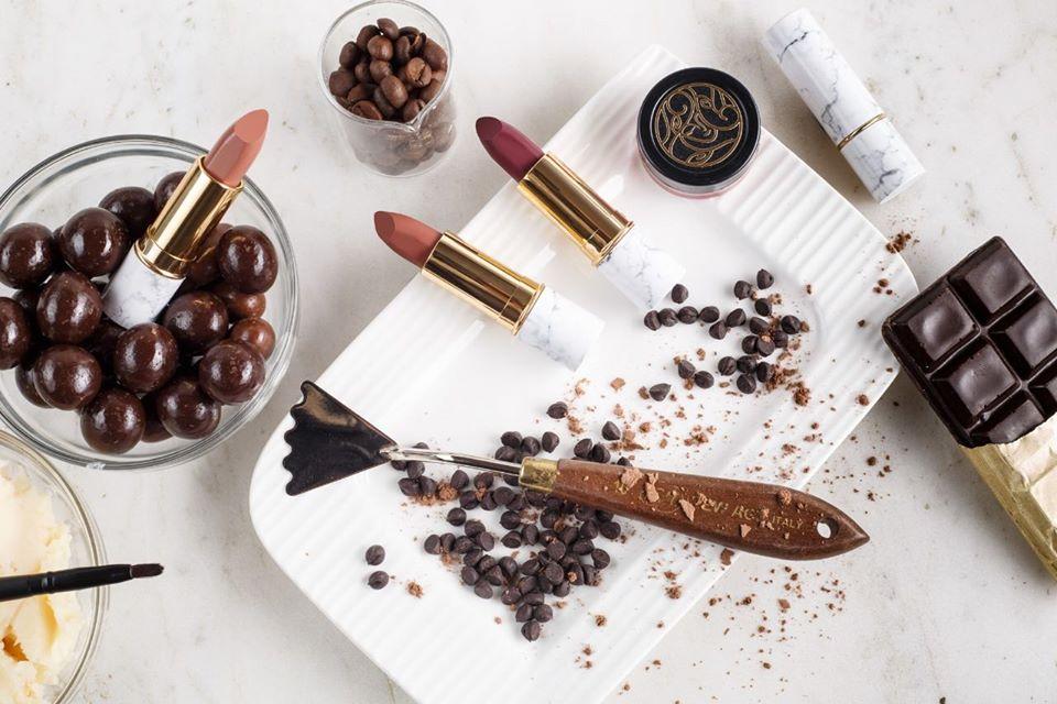 Coffee Brown Color Customized Lipsticks
