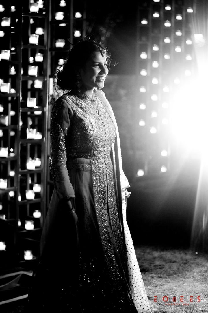 Bridal Mehendi Function Portrait