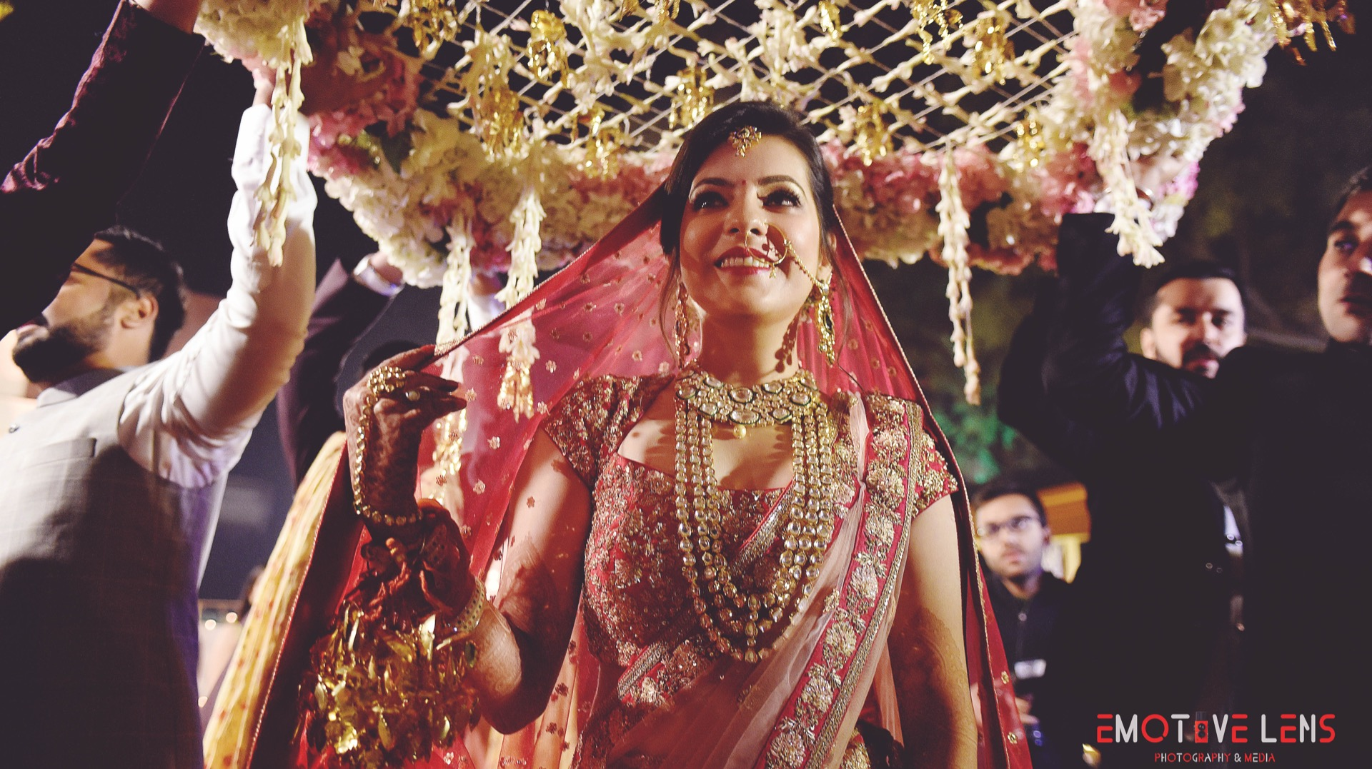 Stunning Bridal Entry Picture