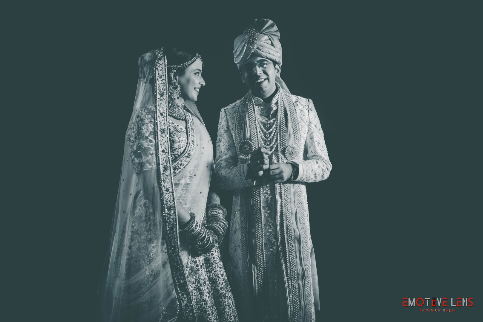 Indian Wedding Couple Goals