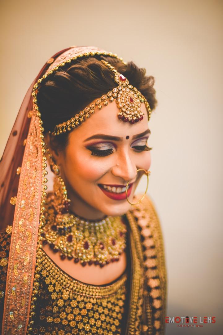 Best Indian Bridal Makeup looks