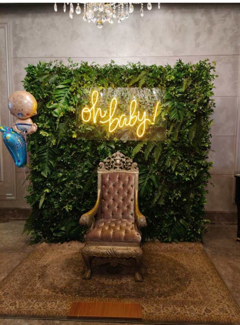 Baby First Birthday Party Decoration