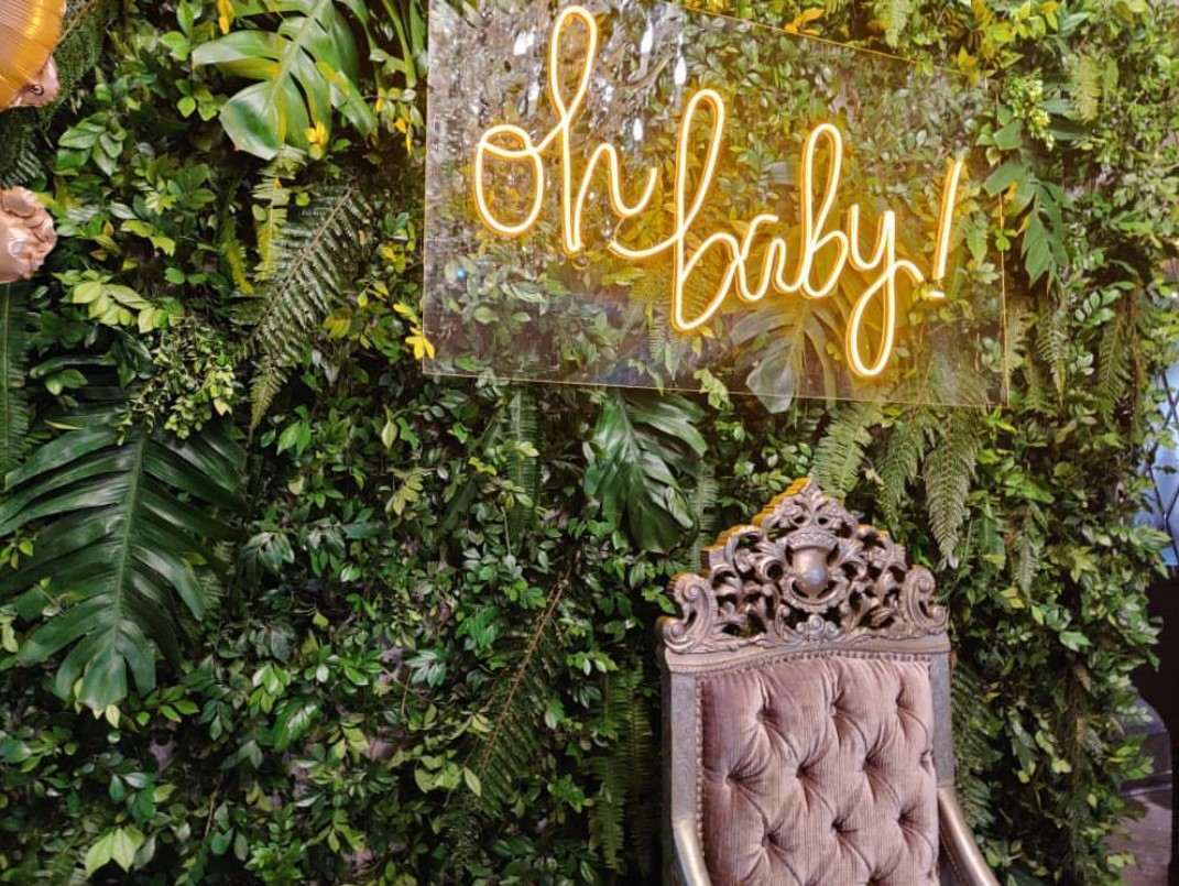 Baby Birthday Party Decor Images