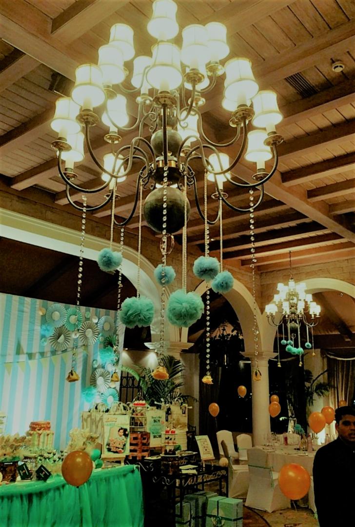 Kids Birthday Party Elegant Decoration