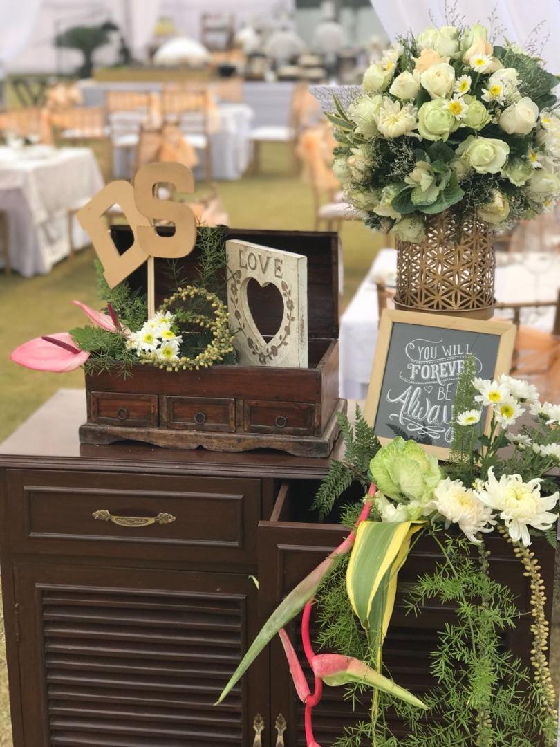 Lovely Wedding Decor Prop Ideas