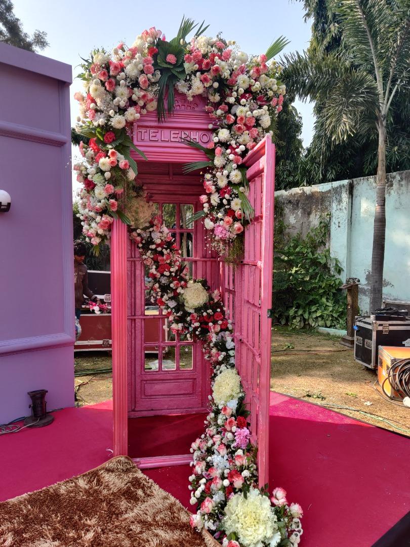 Stunning Wedding Photo Booth Ideas