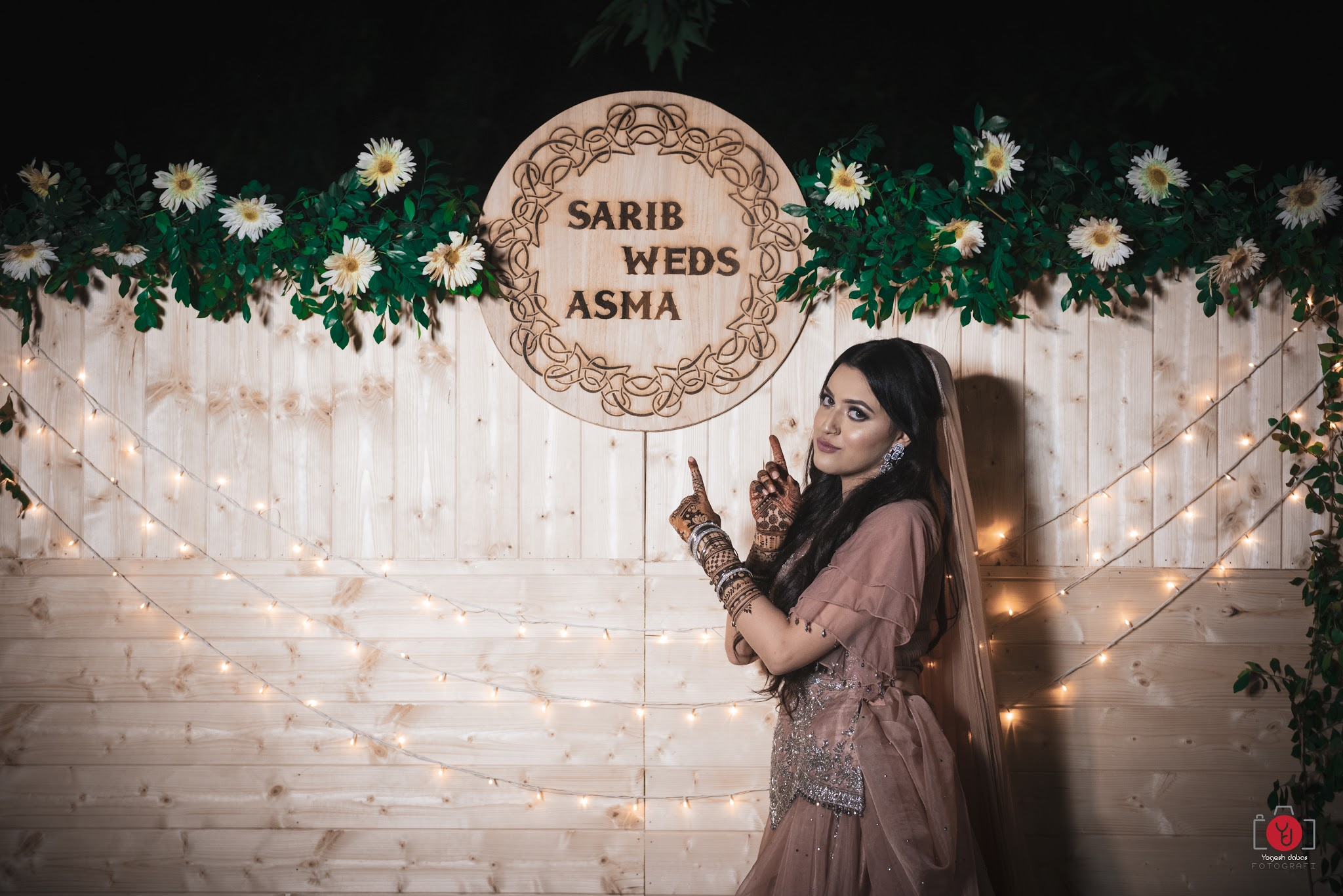 Grand muslim wedding