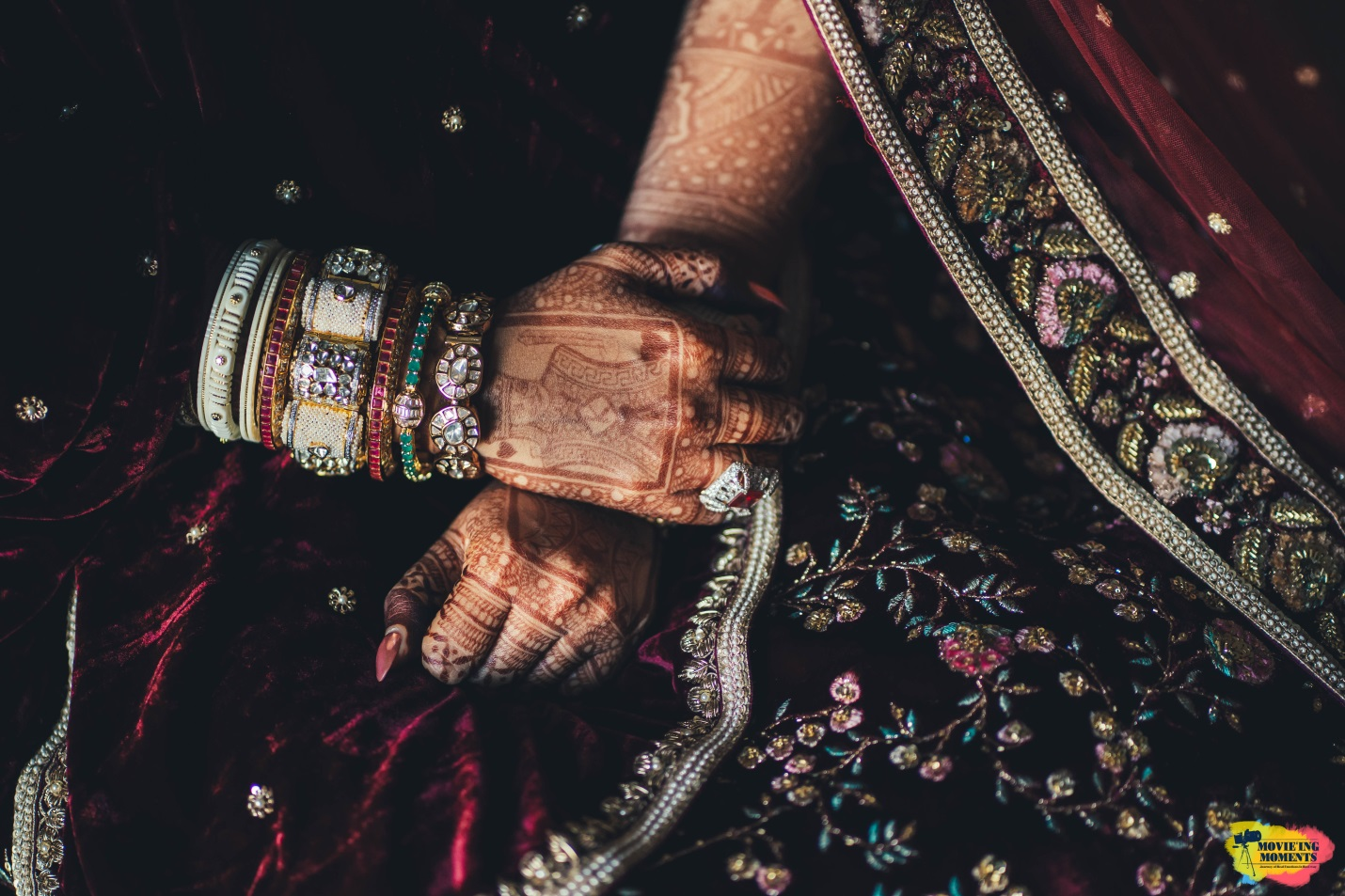Gujarati bridal wear jewellery