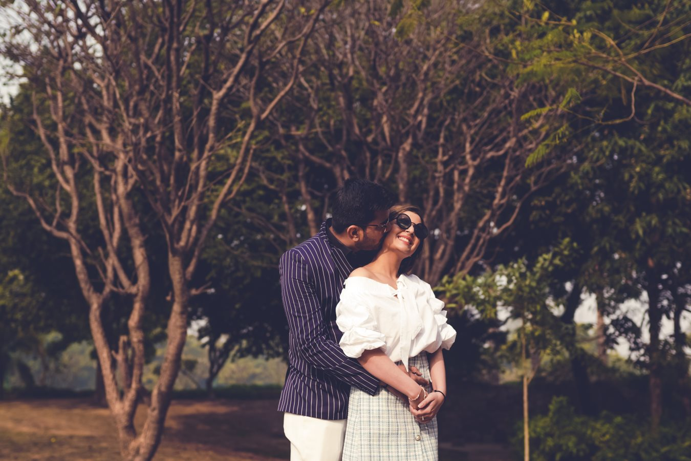 Cute Couple Pre Wedding Photography