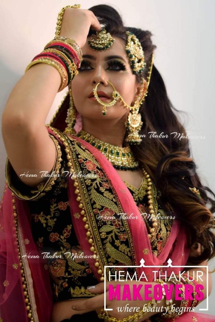 Stunning Pakistani Bridal Makeup Look