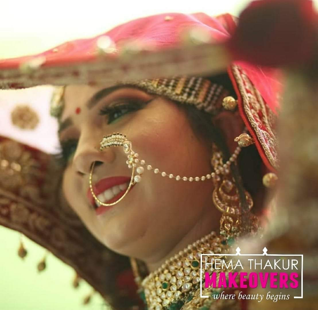 Gorgeous Indian Bride in Veil
