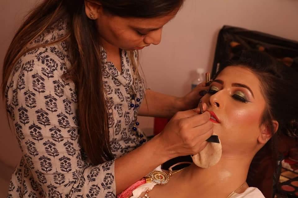 Top Bridal Makeup Artist in Delhi