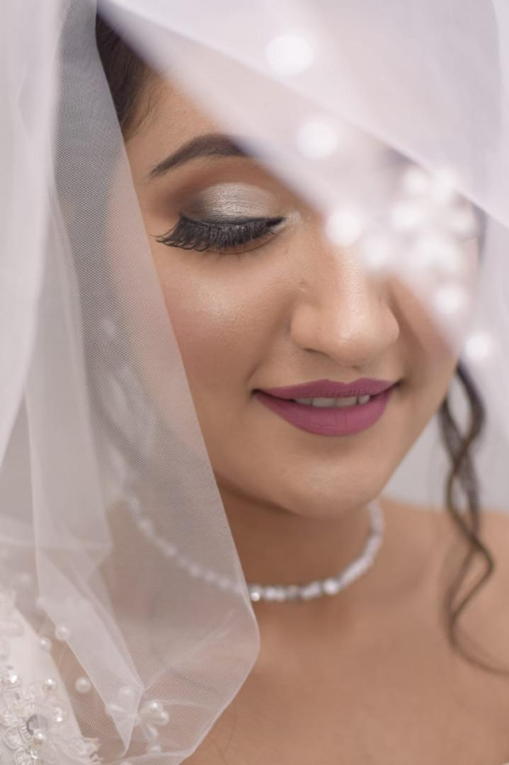 Indian Christian Bridal Makeup Looks