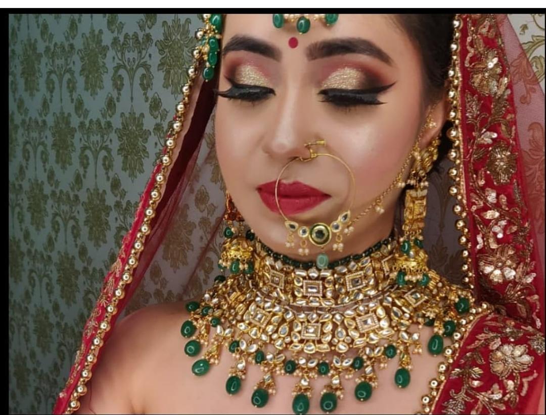 Best Bridal Makeup Looks for Dusky Skin
