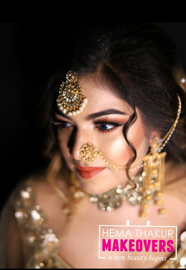 Trendy Indian Wedding Reception Looks