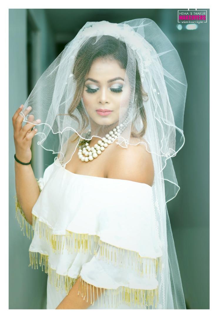 Mesmerising Indian Christian Bride