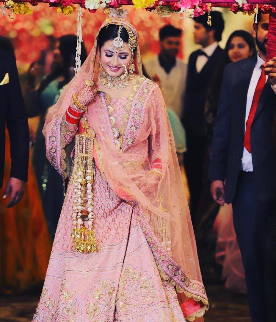 Elegant Indian Bride