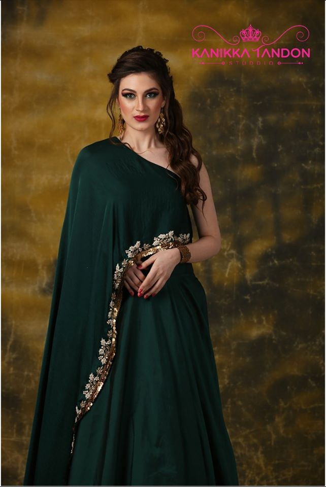 Emerald Green Dress Ideas for Wedding Ceremonies
