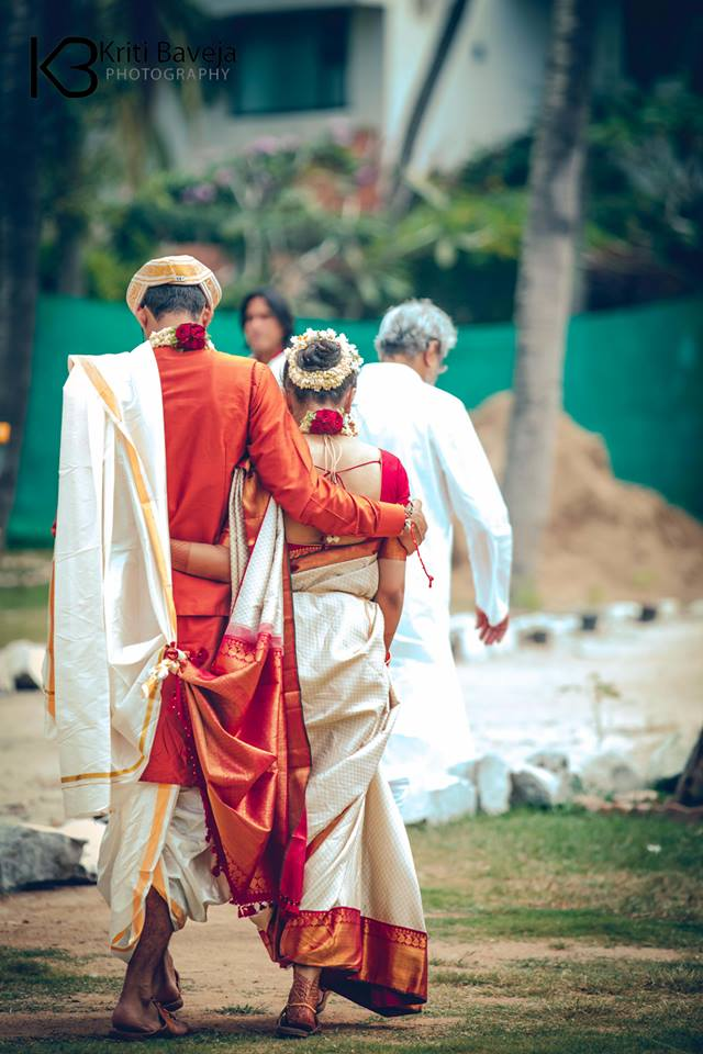 South Indian Couple Poses