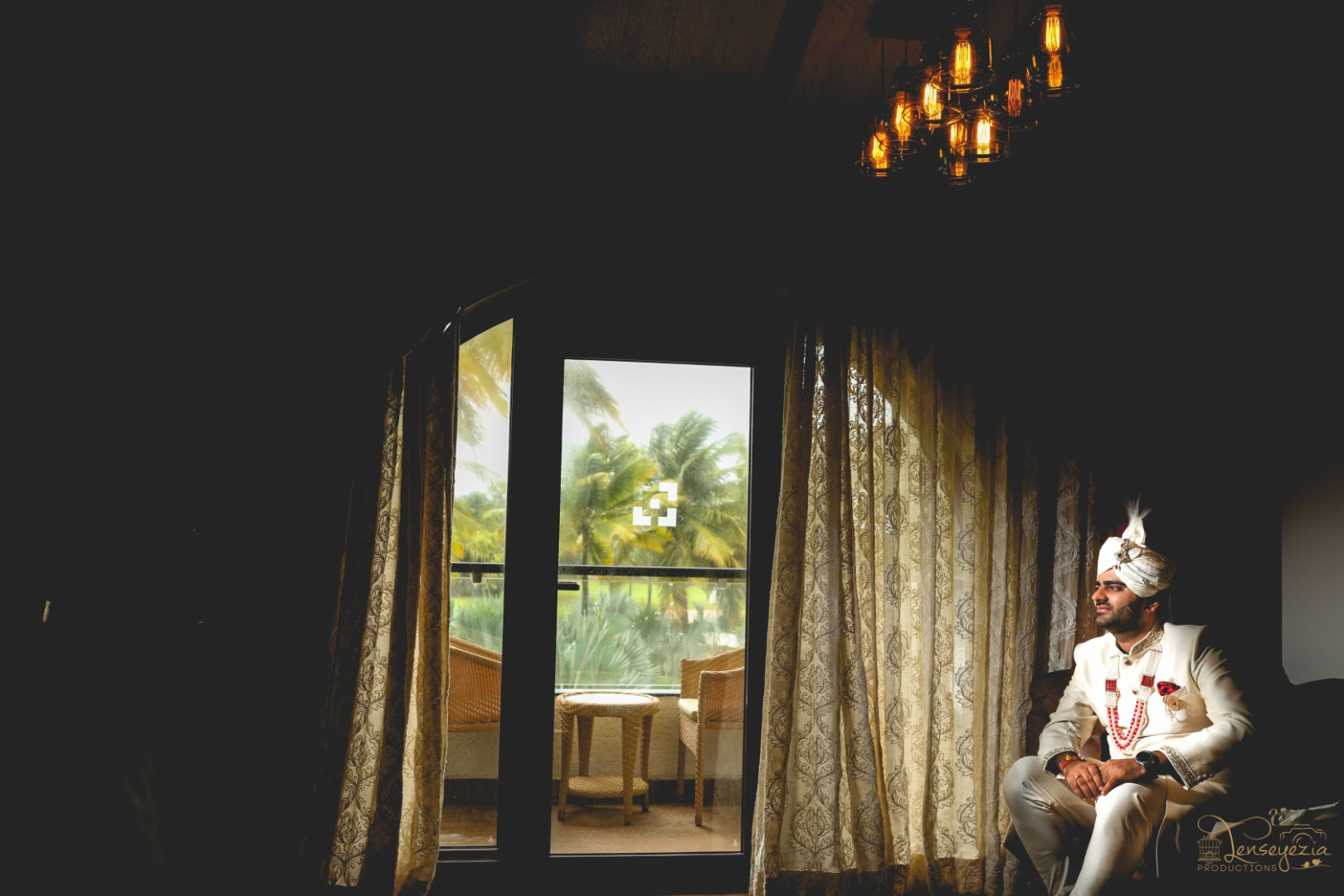 aesthetic click of the groom