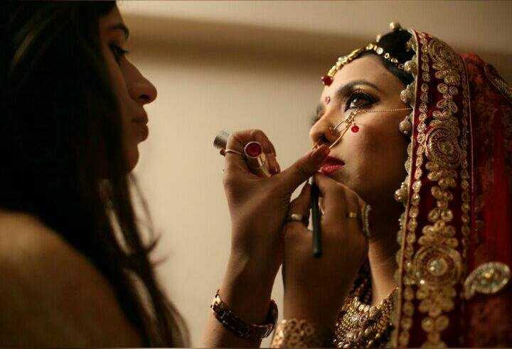Makeup by Aanchal Arora