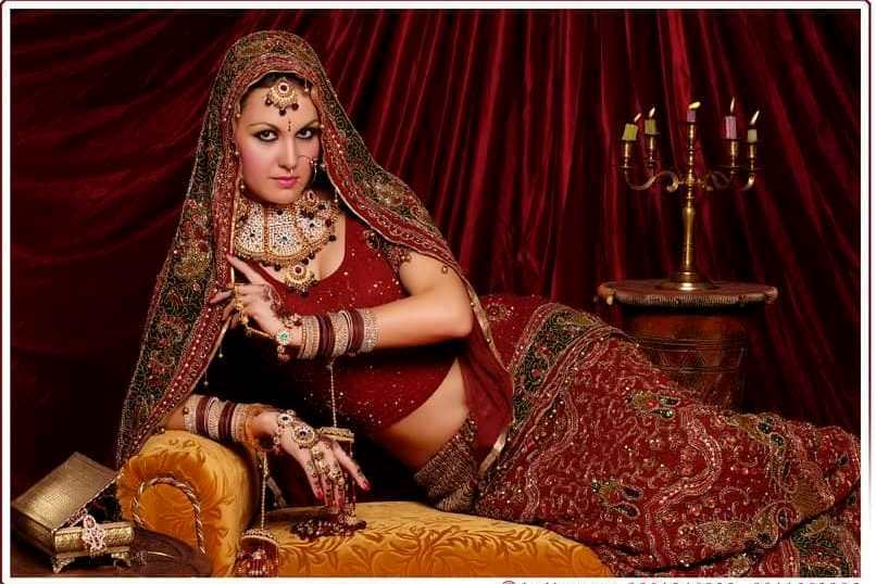 Model Photo shoot Makeup by Poonam Rawat