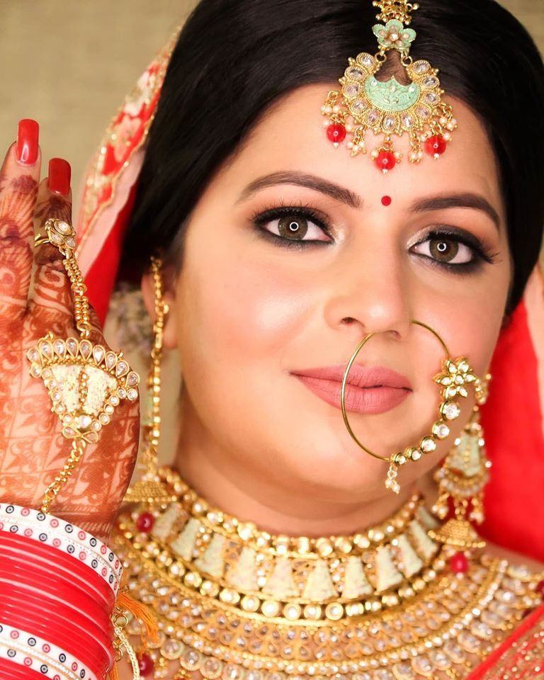 Bridal Makeup by Ankur Sethi