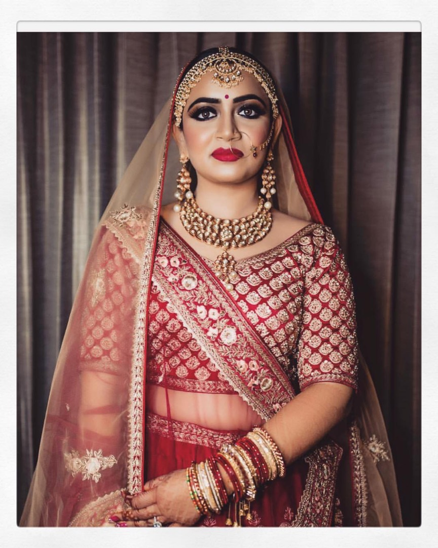 Indian Bridal Makeup Ideas