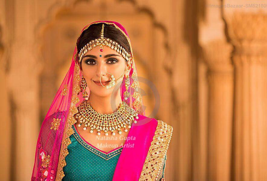 Royal Rajasthani Bride