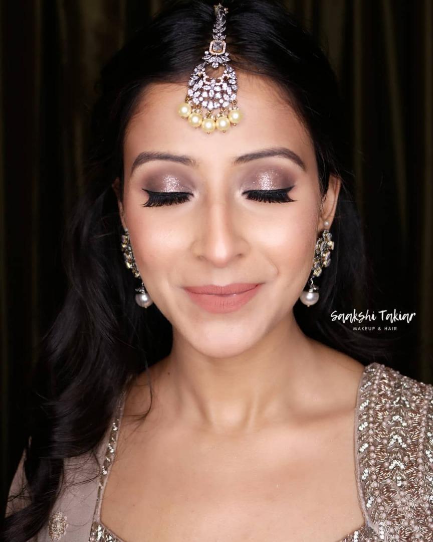 Engagement Eye Makeup