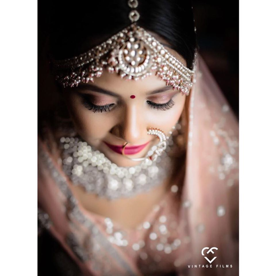 Indian Bridal Aesthetics