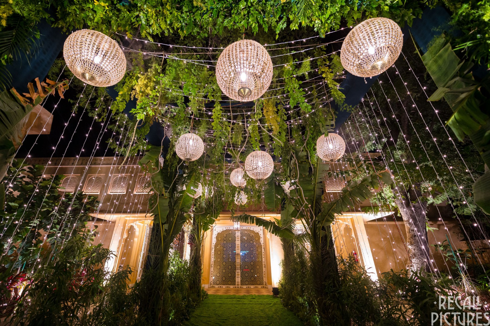 stunning entrance decor