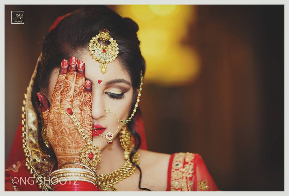 Red Bridal Chooda